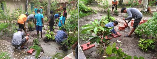 Resort Landscaping India